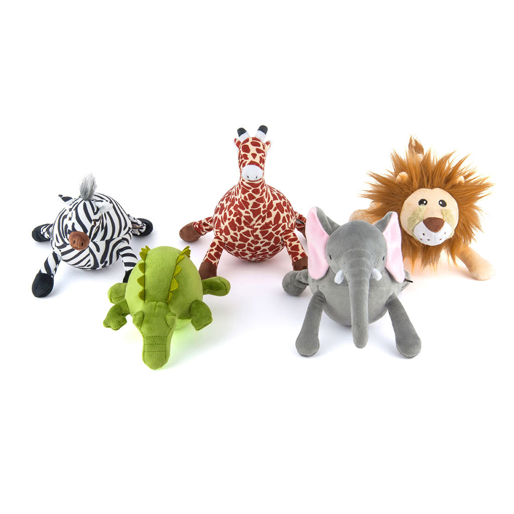 Chopper & Otis: P.L.A.Y Pet Lifestyle Safari Toy Set: Elephant