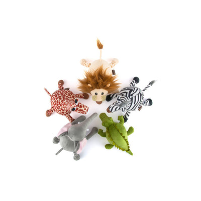 Chopper & Otis: P.L.A.Y Pet Lifestyle Safari Toy Set: Lion