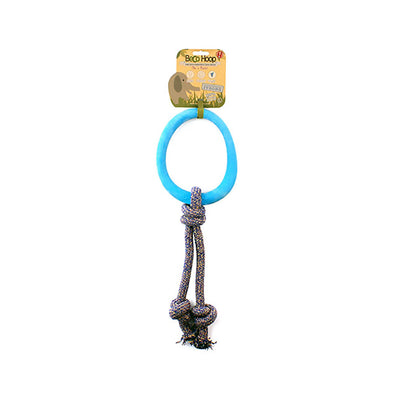 Chopper & Otis | Beco Hoop On Rope | Blue