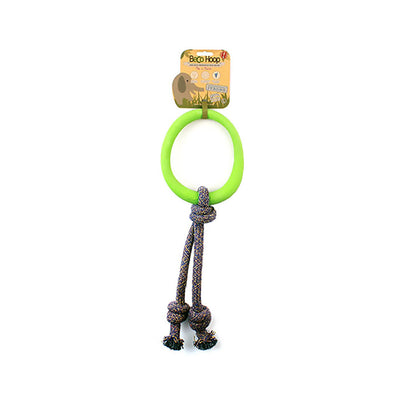 Chopper & Otis | Beco Hoop On Rope | Green
