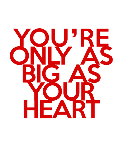 Chopper & Otis | You're As Big As Your Heart