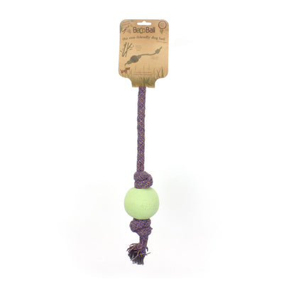 Chopper & Otis | Beco Rope Ball | Green