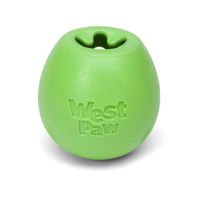 Chopper & Otis: West Paw Rumbl Slow Feeder Treat Toy