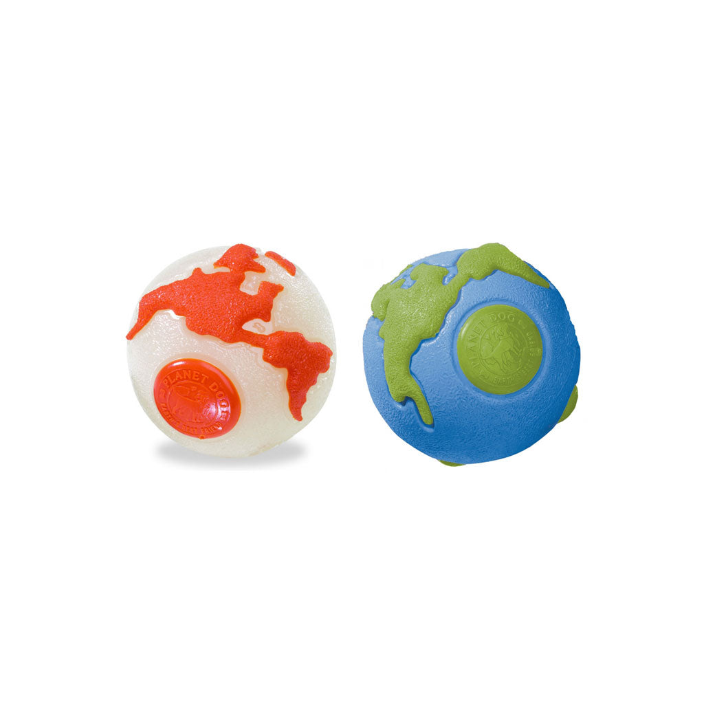 Chopper & Otis | Planet Dog | Orbee-Tuff Planet Ball