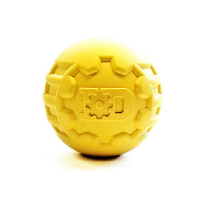 Chopper & Otis: ID BALL - ULTRA-DURABLE RUBBER CHEW BALL