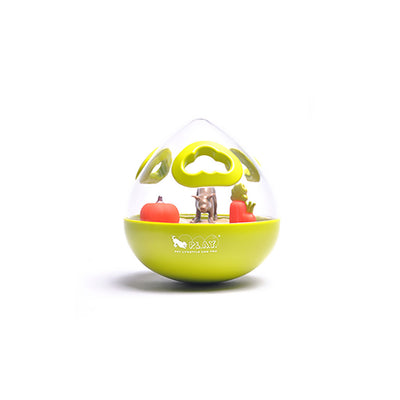Chopper & Otis: P.L.A.Y Pet Lifestyle: Wobble Ball Green