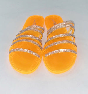 Leslie Sandal (Orange)