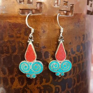 Earrings - Naina