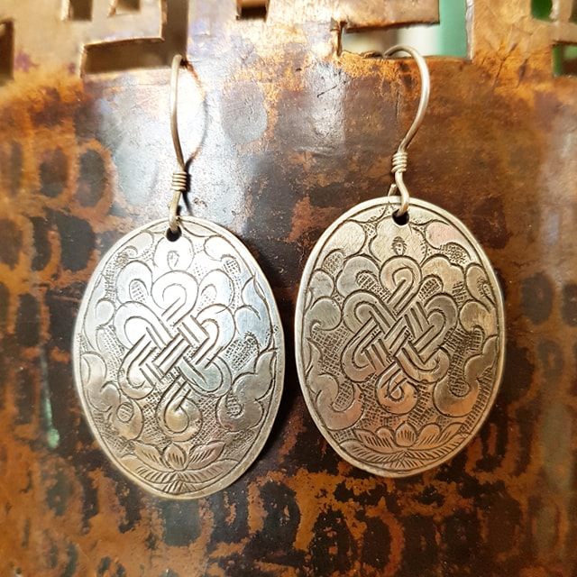 Sterling Silver Earrings - Chori