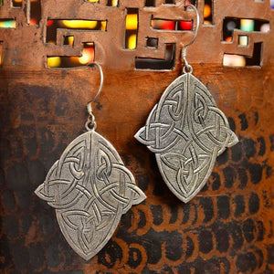 Sterling Silver Earrings - Arati