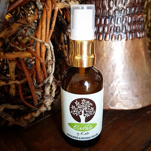 Sandalwood & Patchouli Perfume by Earthie By Kate