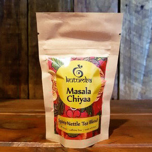 Masala Chiyaa ~ Spicy Nettle Tea Blend 30g