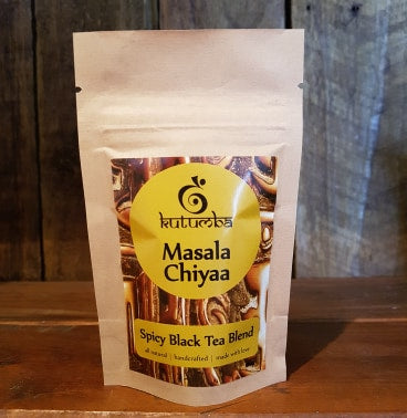 Masala Chiyaa ~ Spicy Black Tea Blend 30g