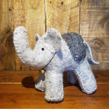 Elephant ~ Pure Wool Felt
