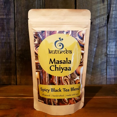 Masala Chiyaa ~ Spicy Black Tea Blend 120g