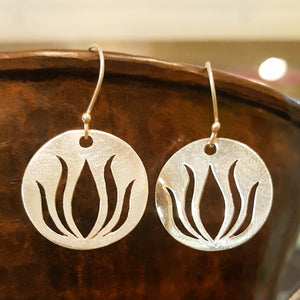 Sterling Silver Earrings - Utpala