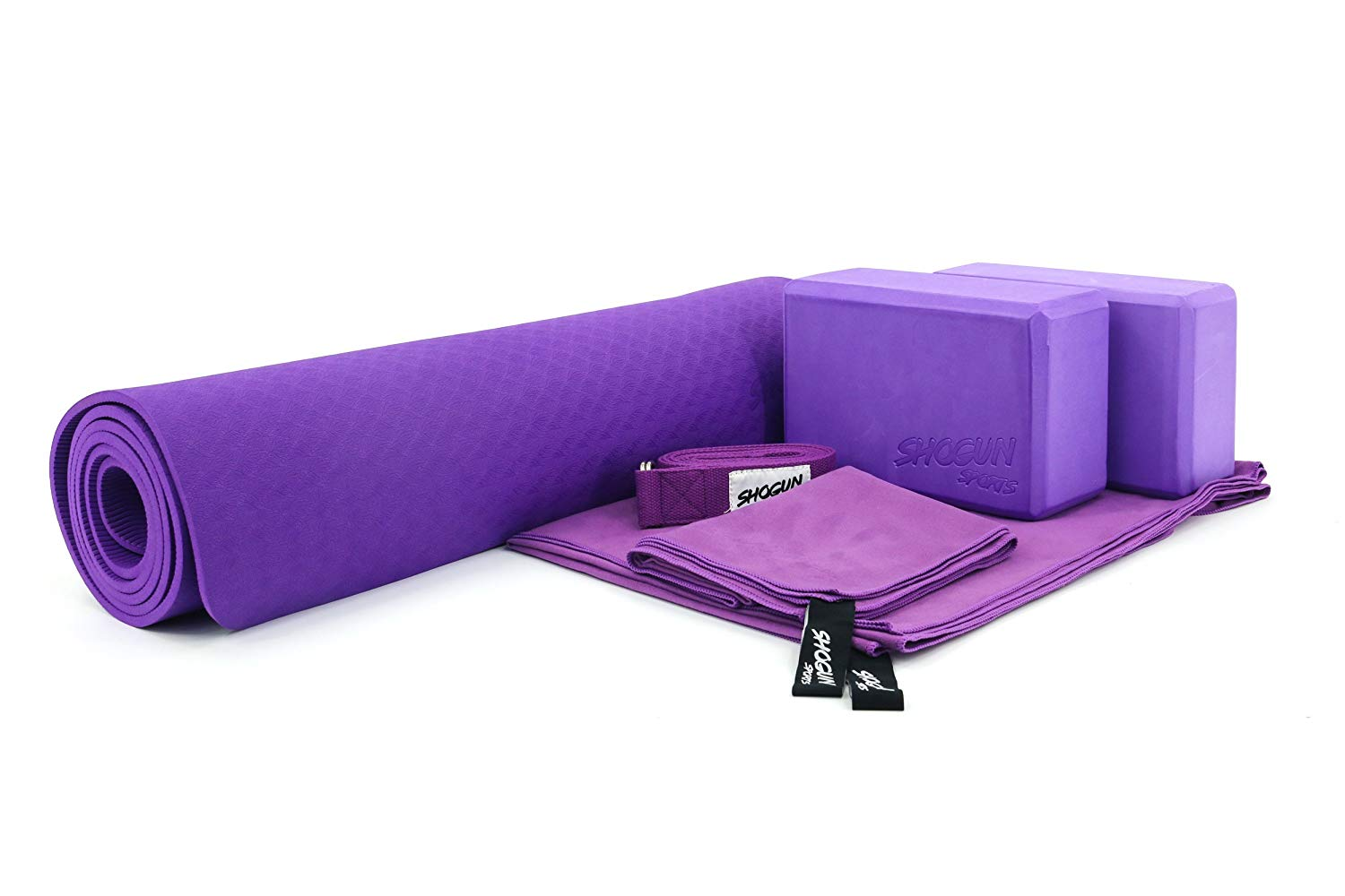 Yoga Starter Kit - Essential Accessories for Better Yoga