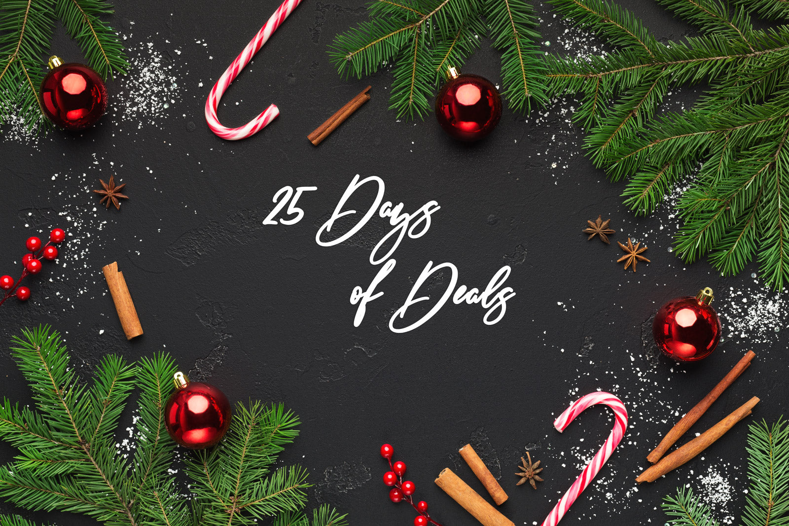 25 Days of Deals🎄🎅 - Week 2