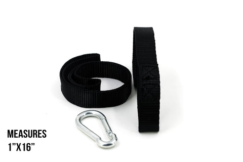 Shogun Sports Anchor Strap Kit for Battle Ropes - Shogun Sports