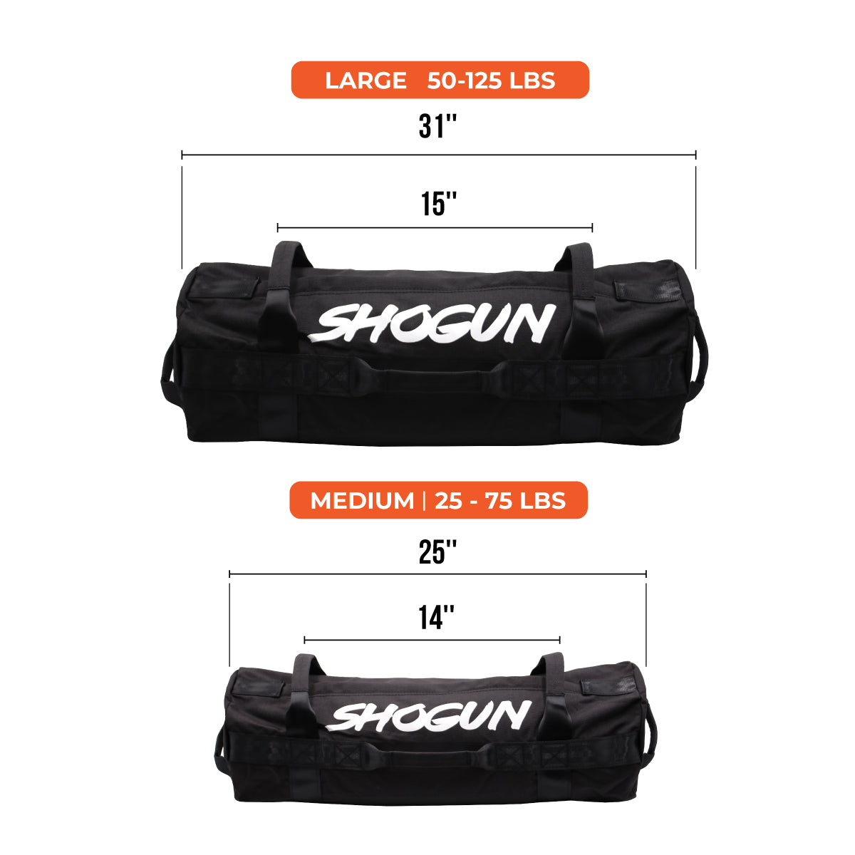 Shogun Sports Sandbag