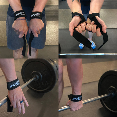 Shogun Sports Lifting Straps