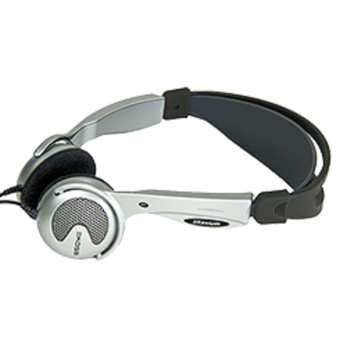 Traditional Style Headphones for use with Cardionics E-Scope model 718-7710 - harc.com