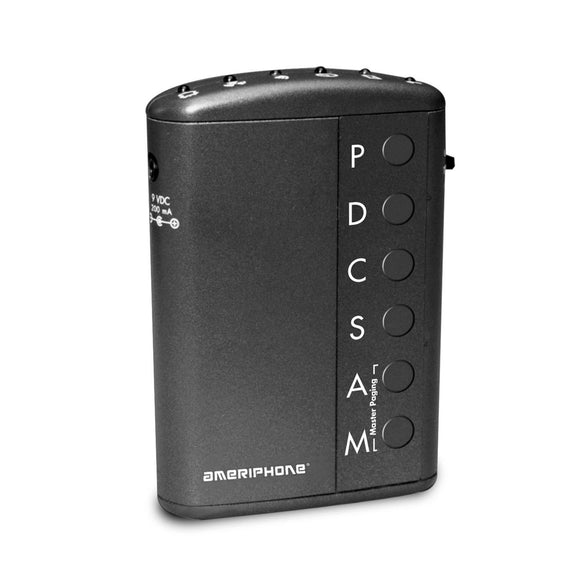 Alertmaster Personal Portable Tactile Receiver for Deaf/Blind - harc.com