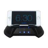 AlarmDock Smartphone Docking Station with Wireless Speaker - harc.com