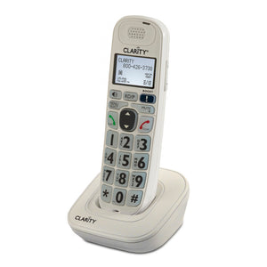 Clarity D704HS Expandable Handset for D700 Series Phones - harc.com