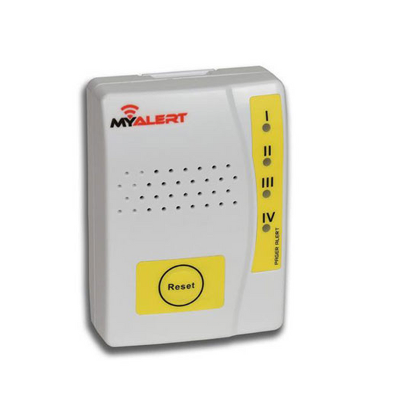 MYALERT™ Body Worn Multifunction Receiver