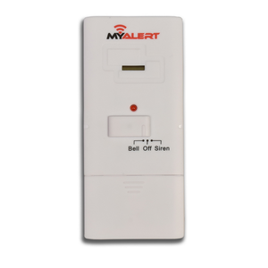 MYALERT™ Wireless Door-Window Security Transmitter