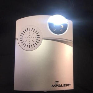 MYALERT™ Portable Remote Receiver
