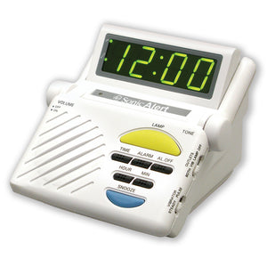 Sonic Boom Alarm Clock Receiver with Optional Bedshaker - harc.com