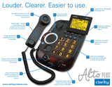 Clarity AltoPlus Amplified Phone