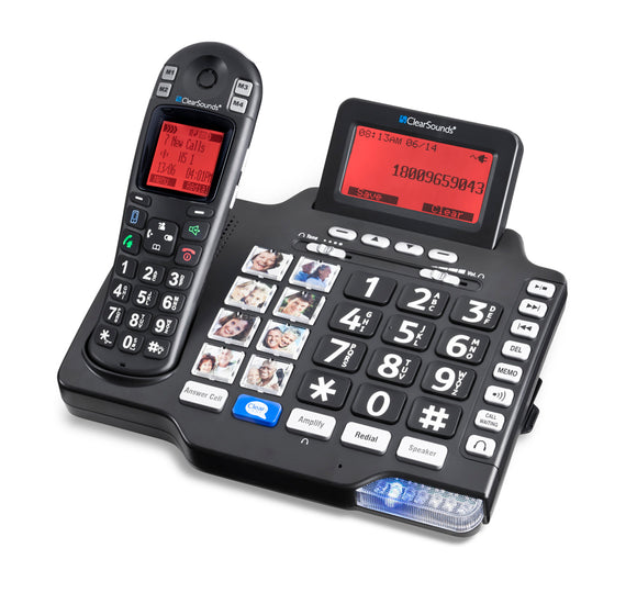 iConnect A1600BT Bluetooth Amplified Telephone - harc.com