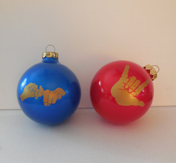 Signed Christmas Ornament - harc.com