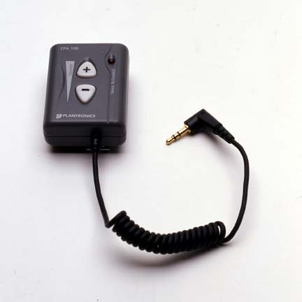 Mobile Headset Amplifier
