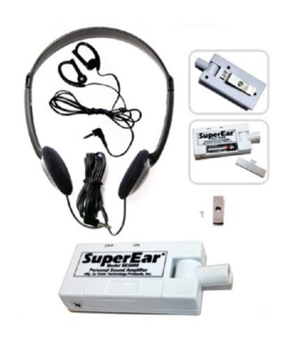 Super Ear Sound Enhancer - harc.com