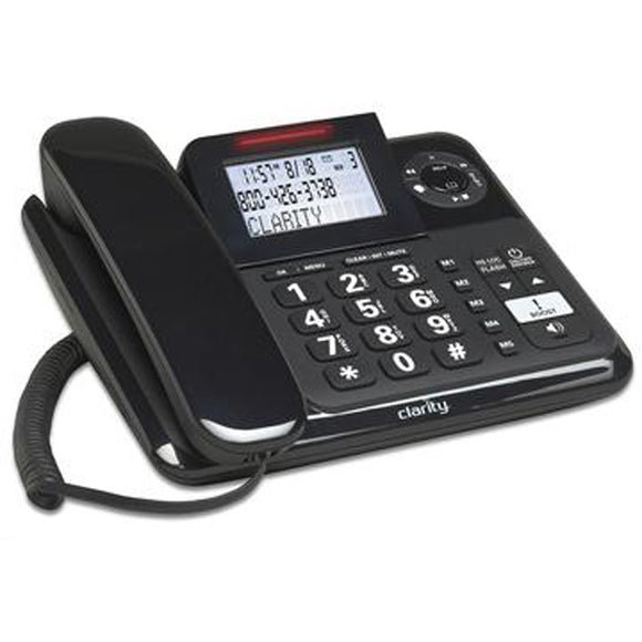 Clarity E814 Amplified Phone with Answering Machine