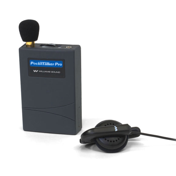 Williams Sound Pocketalker Pro - harc.com