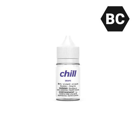 CHILL - GRAPE (30mL)