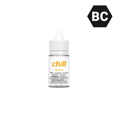 CHILL - PINEAPPLE (30mL)