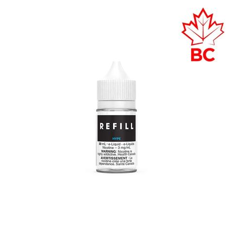 REFILL - HYPE (30mL)