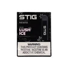 Stig Disposable eCig - Lush Ice Watermelon (3 pack)