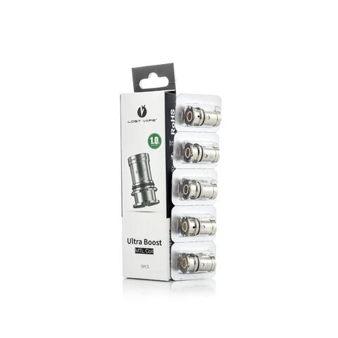 LOST VAPE ULTRA BOOST REPLACEMENT COIL - 5PK