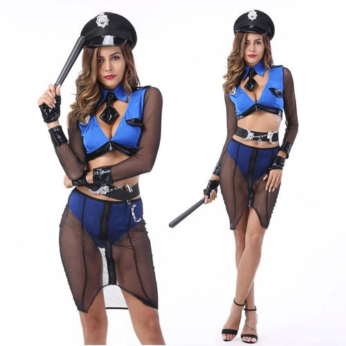 CFYH 2018 Sexy Cop Outfit
