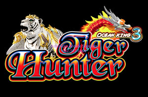 Ocean King 3 Tiger Hunter Game Board