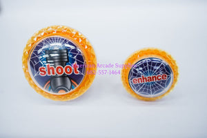 Shoot And Enhance Button - Yellow Set