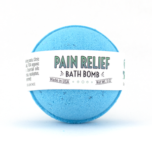 Bath Bomb - Pain Relief