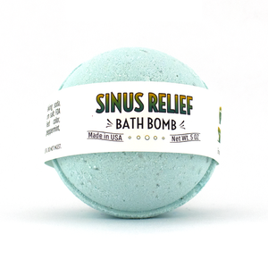 Bath Bomb - Sinus Relief